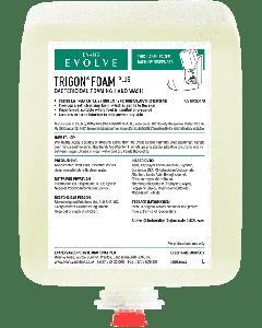 Evans Trigon Plus Foam Bactericidal Hand Soap Cartridge 1Ltr