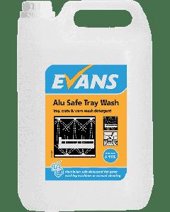 Evans Alu Safe Tray Wash 5ltr