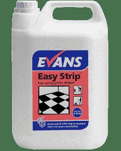 Evans Easy Strip Floor Polish Stripper 5ltr
