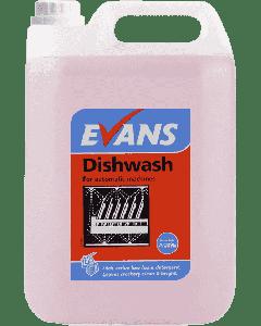 Evans Machine Dishwash Detergent 5ltr