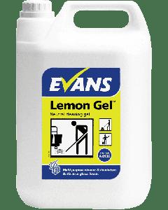 Evans Lemon Floor Gel 5ltr
