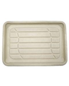 BePulp Natural Platter 35x24cm