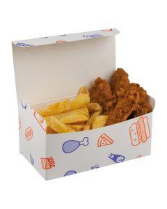 Ssupa Snax Fast Food Box Small