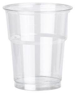 PET 8oz (250ml) Tulip Smoothie Cup