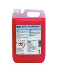 Holchem Washroom Cleaner & Disinfectant Conc 5ltr