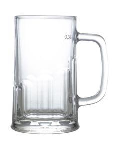 Tudor Beer Mug 41cl/14.4oz
